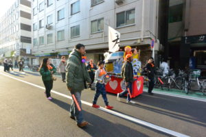 寿町で子どもたちと山車まつりをしたいっ2020