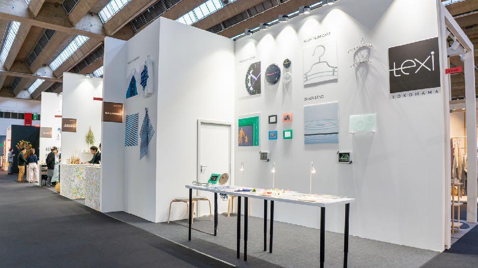 texi Yokohamaプロジェクトの海外展示会出展事業